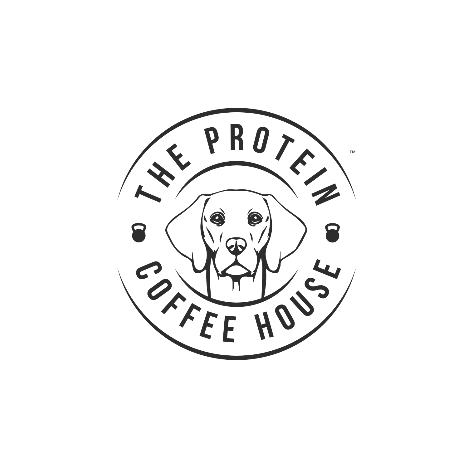 Protein House Logo: The Protein Coffee House